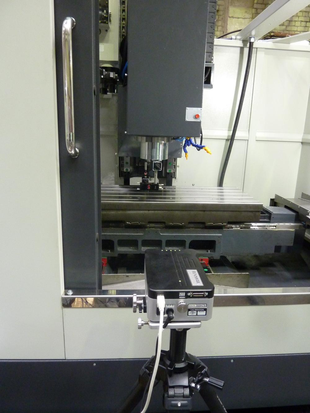 Лазерный интерферометр Renishaw