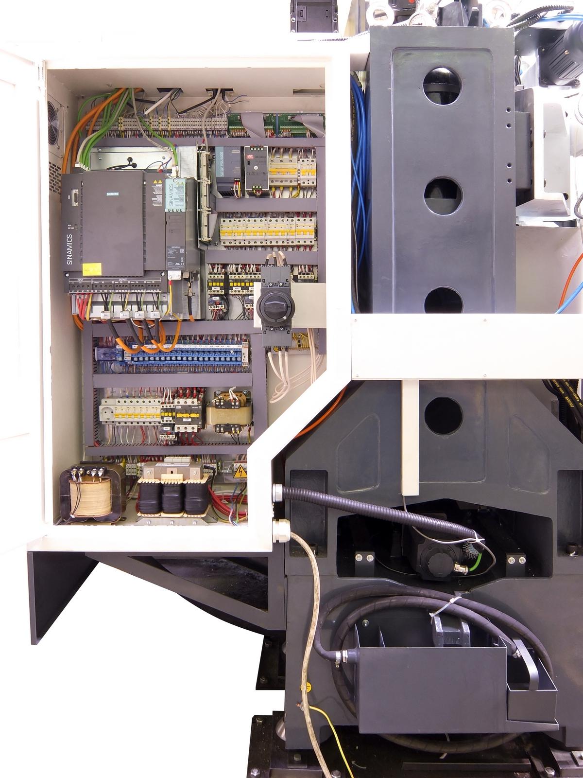 ФС65МФ4, электрошкаф вид сзади